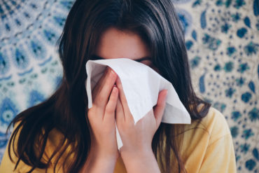 Tissue Blow Nose