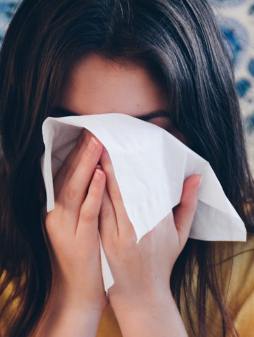 Tissue Blow Nose